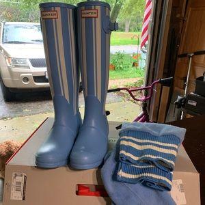 Ladies Hunter rain boots
